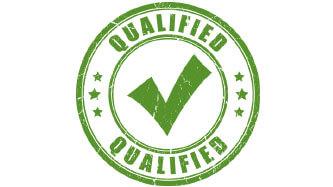 qualified logo